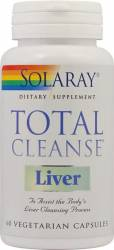 Total Cleanse Liver Solaray Secom 60cps