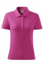 Tricou Polo dama Adler roz L Tricouri dama