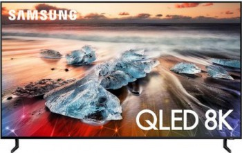 Televizor QLED 138 cm Samsung 55Q950RB 8K UltraHD Smart TV