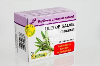 Ulei Salvie Hofigal 40cps