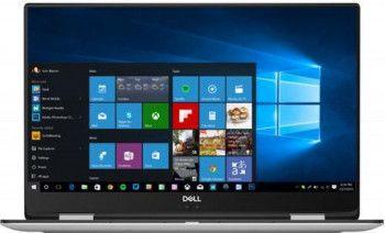 Ultrabook 2in1 Dell XPS 9575 Intel Core Kaby Lake G (8th Gen) i7-8705G 512GB 8GB Radeon RX Vega 870 4GB Win10 Pro FullHD FPR Silver