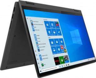 Ultrabook 2in1 Lenovo IdeaPad Flex 5 14ARE05 AMD Ryzen 5 4500U 256GB SSD 8GB FullHD Touch Win10 Tast. ilum. Graphite Grey Resigilat