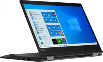 Ultrabook 2in1 Lenovo ThinkPad X390 Yoga Intel Core (8th Gen) i5-8265U 512GB SSD 8GB Win10 Pro FHD IPS Tastatura il. FPR Black