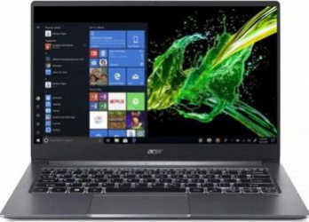 Ultrabook Acer Swift 3 SF314-57 Intel Core (10th Gen) i5-1035G1 512GB SSD 8GB FullHD Win10 Steel Gray Laptop laptopuri