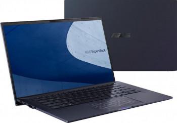 Ultrabook ASUS ExpertBook B9 14 Intel Core (10th Gen) i7-10510U 1TB SSD 16GB FullHD Tast. ilum. FPR Star Black Laptop laptopuri