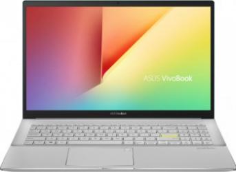 Ultrabook ASUS VivoBook 15 S533EA Intel Core 11th Gen i5-1135G7 512GB SSD 8GB Iris Xe FullHD Win10 Tast. ilum. FPR Gaia Green Laptop laptopuri