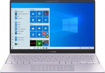 Ultrabook ASUS ZenBook 13 OLED UX325EA Intel Core (11th Gen) i7-1165G7 512GB SSD 16GB Iris Xe FullHD Win10 Tast. ilum. Lilac Mist