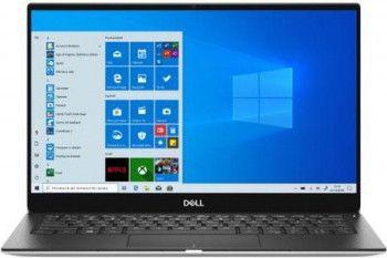 Ultrabook Dell XPS 13 7390 Intel Core (10th Gen) i7-10510U 512B SSD 16GB FullHD Win10 Pro FPR Tast. iluminata Silver Laptop laptopuri
