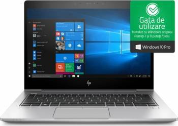 Ultrabook HP EliteBook 830 G5 Intel Core (8th Gen) i5-8250U 128GB SSD 4GB FullHD Tast. ilum. FPR