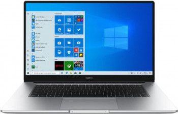 Ultrabook Huawei MateBook D15 2020 AMD Ryzen 5 3500U 256GB SSD 8GB AMD Radeon Vega 8 FullHD Win10 FPR Silver Laptop laptopuri
