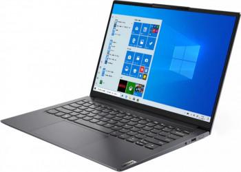 Ultrabook Lenovo Yoga Slim 7 Pro 14ITL5 Intel Core (11th Gen) i5-1135G7 1TB SSD 16GB Iris Xe 2.8K 90Hz Win10 Tast. ilum. Slate Grey Laptop laptopuri