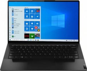 UltraBook Lenovo Yoga Slim 9 14ITL5 Intel Core 11th Gen i7-1165G7 1TB SSD 16GB Intel Iris Xe 4K Touch Win10 Tast. ilum. Shadow Black Laptop laptopuri