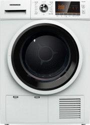 Uscator de rufe Heinner HHPD-80A++ Pompa de caldura 8KG 16 programe Clasa A++ Alb Uscatoare de rufe