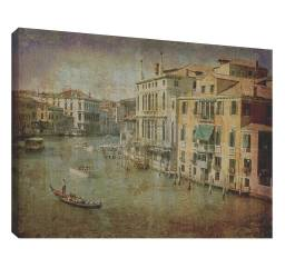 Venetia Italia 10 - Tablou canvas - 52x70 cm Tablouri