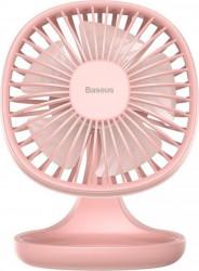 Ventilator  Baseus Pudding Shaped Fan USB 5V 1A Pink Ventilatoare
