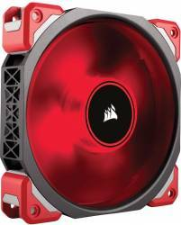 Ventilator Carcasa Corsair Air Series ML120 Magnetic Levitation 120mm Red LED