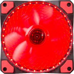 Ventilator Carcasa Marvo FN-11 120mm Red LED Ventilatoare Carcasa