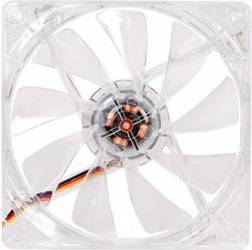 Ventilator Carcasa Thermaltake Pure 12 120mm Red LED Ventilatoare Carcasa