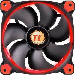 Ventilator Carcasa Thermaltake Riing 12 120mm Red LED Ventilatoare Carcasa
