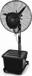 Ventilator industrial cu pulverizare apa Orion OIF-SM626R 230W 3 viteze Capacitate 36L Negru Ventilatoare