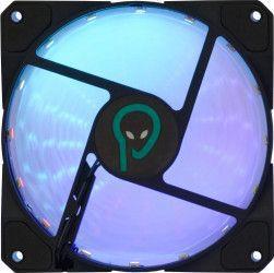 Ventilator Spacer SP-SF12-RGB 120x120x26mm 53CFM Iluminare RGB