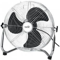 Ventilator de podea 40 cm 90W 3 TREPTE metalic Home