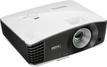 Videoproiector BenQ MU686 WUXGA (1920 x 1200) Short Throw HDMI x 2, 3500 lumeni Alb Resigilat