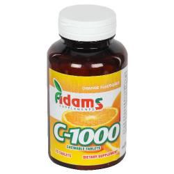 Vitamina C 1000mg 70cpr Masticabile Adams Vision