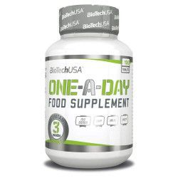 pret preturi Vitamine Biotech USA One A Day 100 tablete