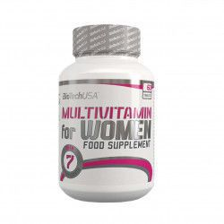 Vitamine Multivitamin for Women BioTech USA 60 tablete Vitamine si Suplimente nutritive
