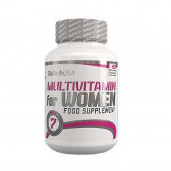 pret preturi Vitamine Multivitamin for Women BioTech USA 60 tablete