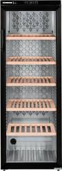 Vitrina frigorifica pentru vinuri Liebherr WKB 4212 402 L Clasa G 200 sticle MagicEye Negru Frigidere Combine Frigorifice
