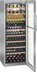 Vitrina frigorifica pentru vinuri Liebherr WTES 5972 526 L Clasa G Inox