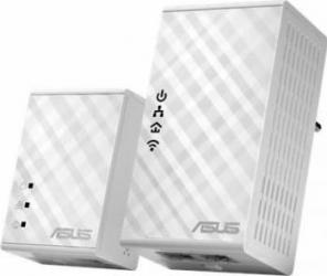 Wireless Range Extender Asus 500MB Port LAN