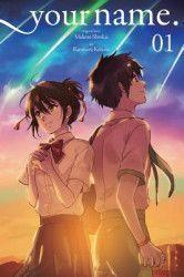 Your Name. Vol. 1 Manga Carti