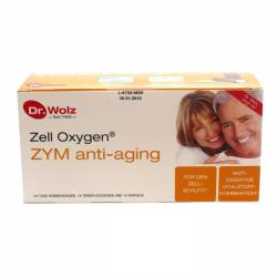 Zell Oxygen Anti-Aging 14cps+ 14fiole Dr. Wolz
