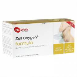 Zell Oxygen Formula 14fiole Dr. Wolz