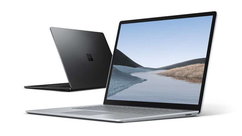 Surface Laptop 3 for Business Product Marketing Page