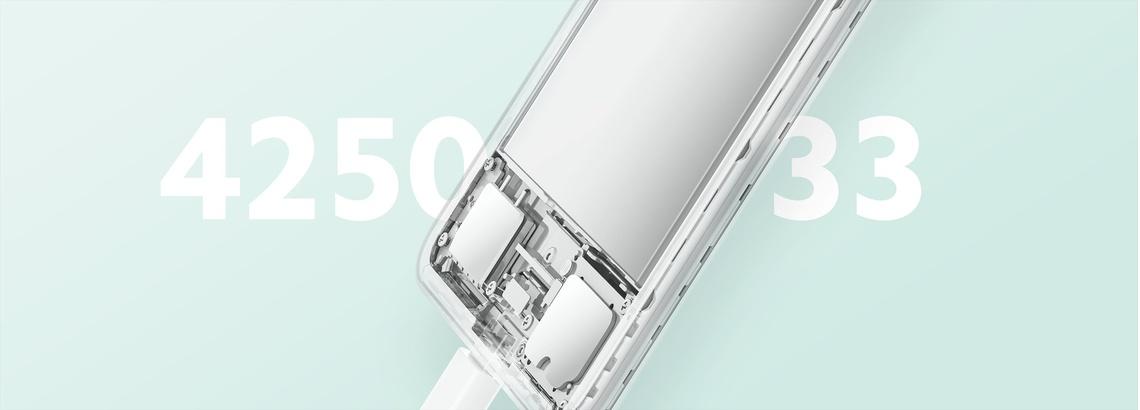 Telefon mobil Xiaomi Mi 11 Lite, Dual SIM, 128GB, 8GB RAM, 5G Edition, 4-Camere