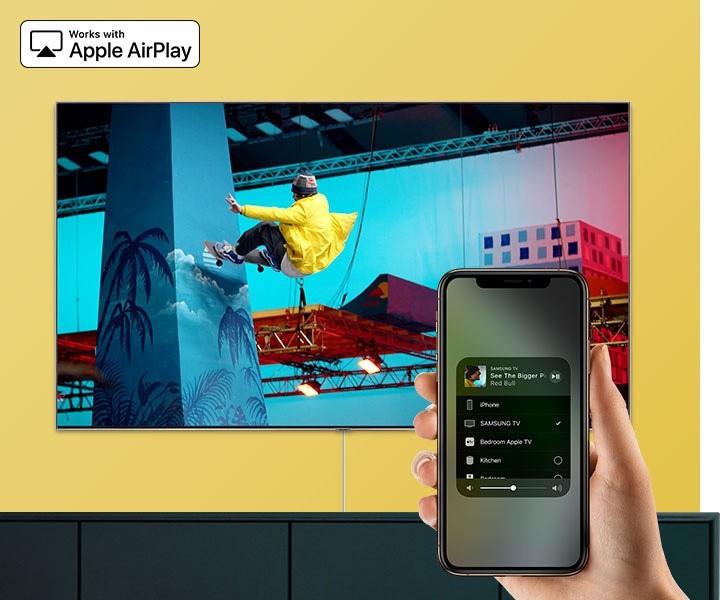 Functionează cu AirPlay 2