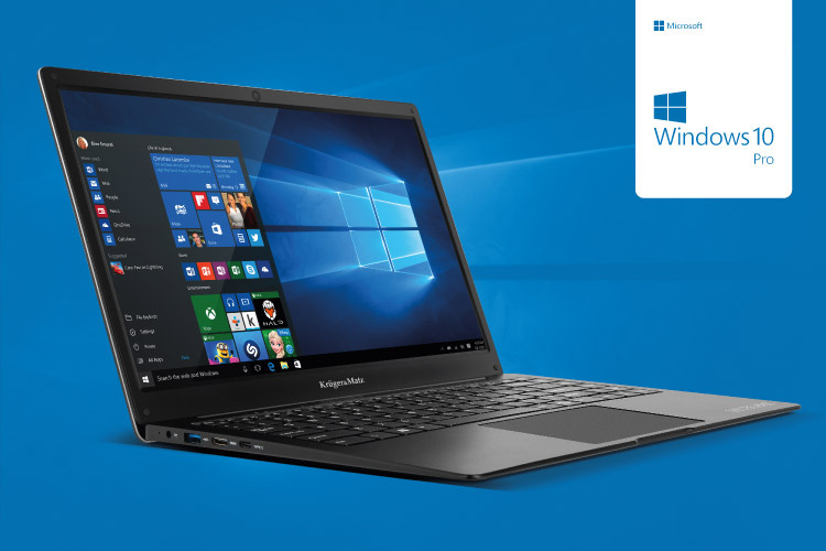Ultrabook cu Windows 10 Professional