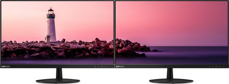 Monitor LED IPS Lenovo 27