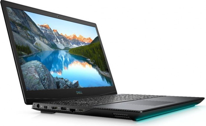 Laptop Gaming Dell Inspiron G5 SE 5505 AMD Ryzen 7 4800H 1TB SSD 16GB AMD Radeon RX 5600M 6GB FullHD 120Hz Win10 Tast. ilum.