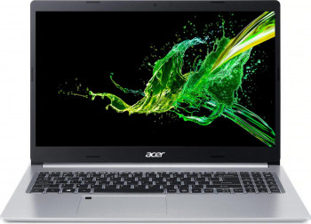 Laptop laptopuri Laptop Acer Aspire 5 A515-55 Intel Core (10th Gen) i5-10210U 256GB SSD 8GB FullHD Silver